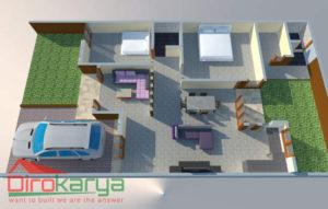 membangun rumah 5