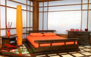 desain kamar minimalis yang harmonis