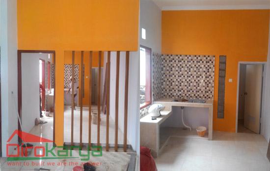 Renovasi Rumah Type 36 Minimalis  diro karya