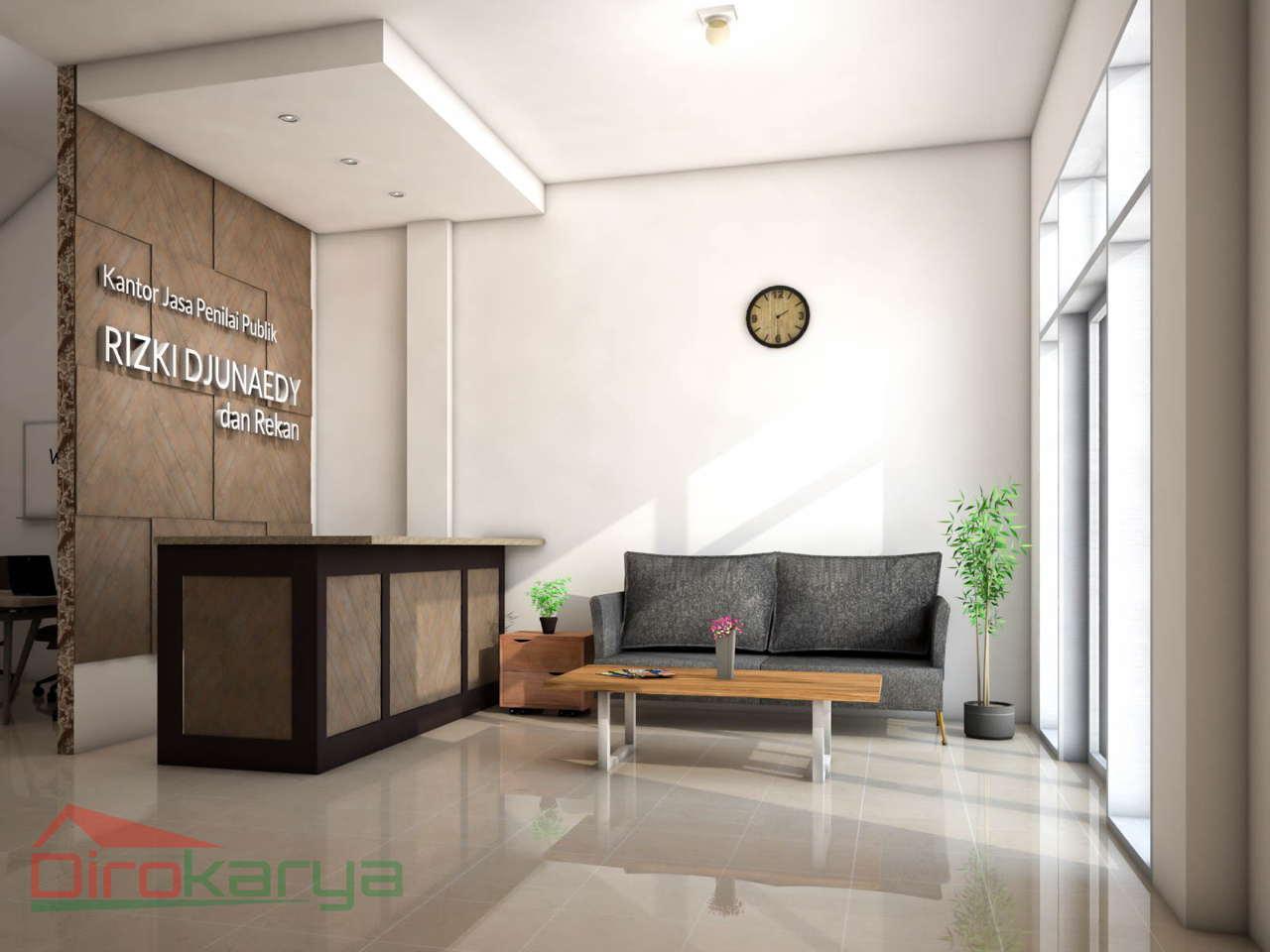 Desain Kantor Ruko Diro Karya
