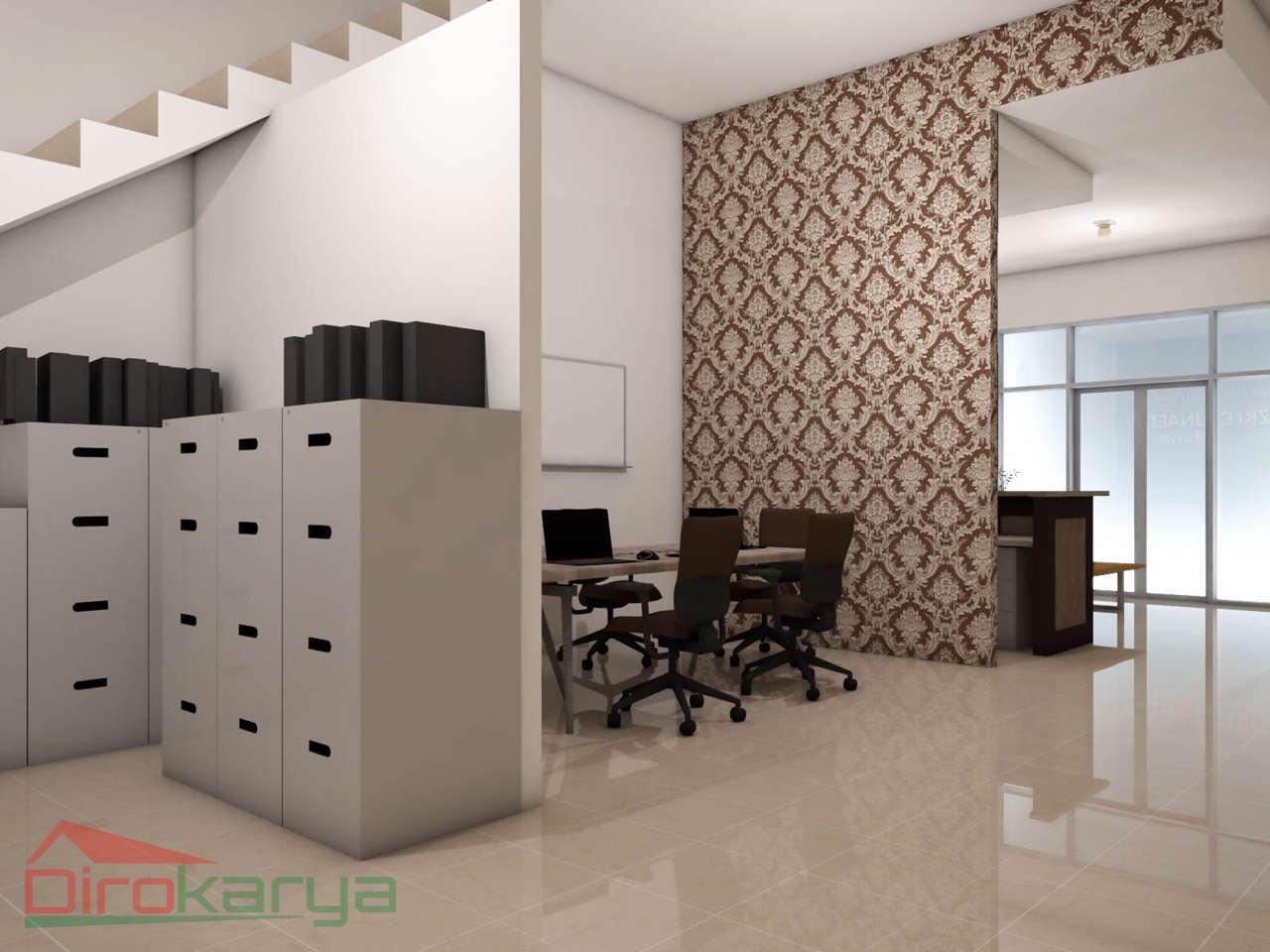 Desain Ruang Kerja Pimpinan